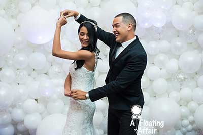 Contact A Floating Affair balloons