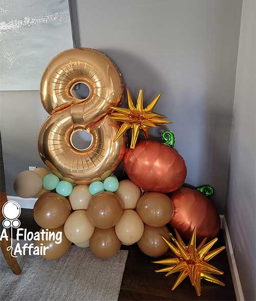 Marquee Balloon Displays