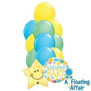 new baby balloons New York