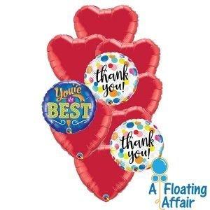 thank you balloons New York